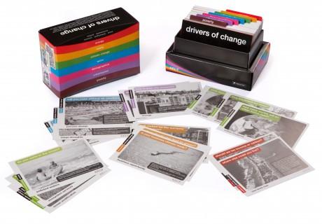 21 Card Decks for Creative Problem Solving, Effective Communication & Strategic Foresight